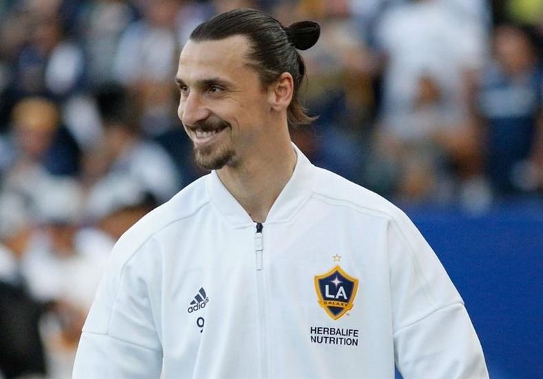 زلاتان بالاتر از دیگر ستارگان لیگ MLS قرار گرفت