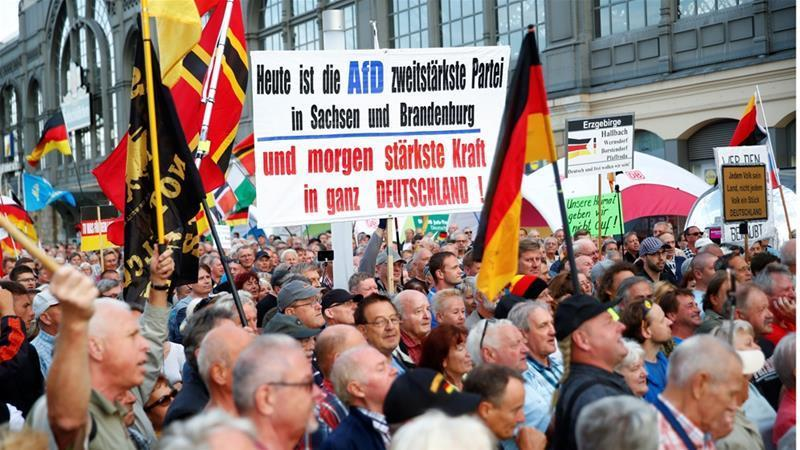 اعلام وضعیت اضطراری نازی ها در آلمان، بال راست افراطی اوج می گیرد