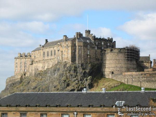 قلعه اسرار آمیز ادینبورگ