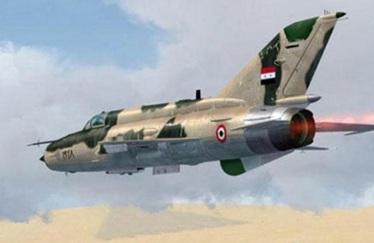 دمشق سرنگونی جنگنده خود توسط ترکیه را تأیید کرد