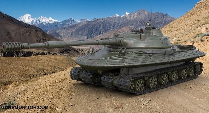آبجکت 279؛ ماشین نظامی 60 تنی روس!